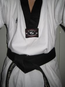 Igår gjorde jag comeback på Haga Taekwondo 6 mån efter att min lilla älskling föddes. Puh..hoppas jag kan röra mig imorgon;-).